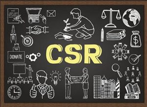 The essence of CSR lies is in Creativity and Accountability